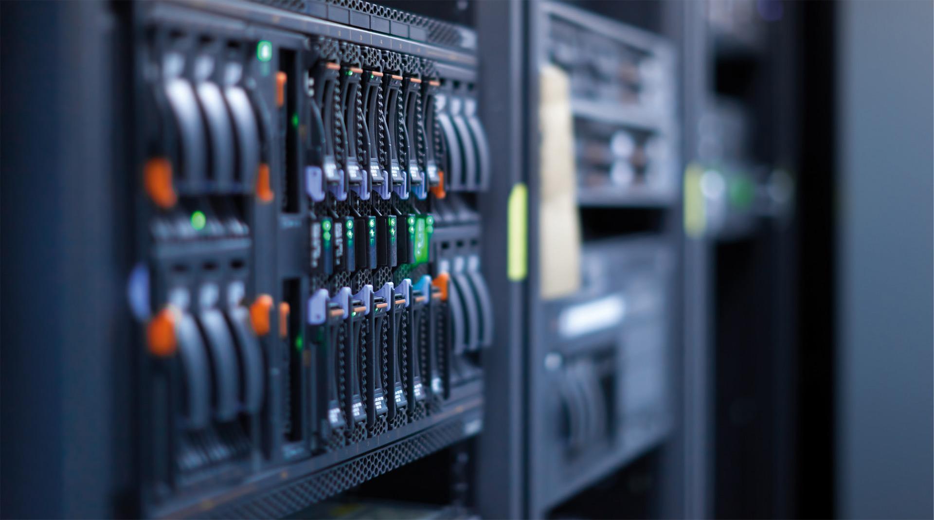 Zuverlässige & schnelle Server